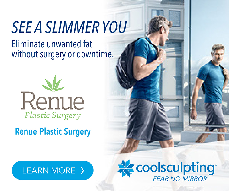 Renue Plastic Surgery is now offering the next generation of CoolSculpting Technology